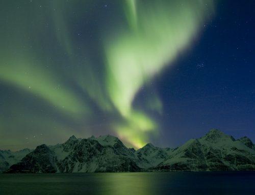 Aurora Borealis – the magical green northern light
